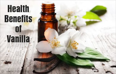 Beneficios para la salud la vinilla