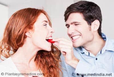 afrodisiacos vigor sexual