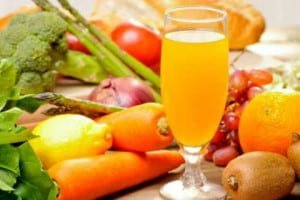 Plan de dieta para la desintoxicación - limpieza del cuerpo