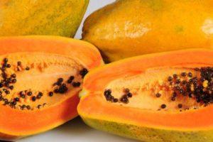 La papaya es buena para la diabetes