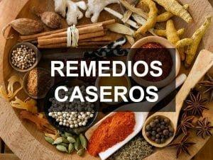 Artículos sobre remedios caseros